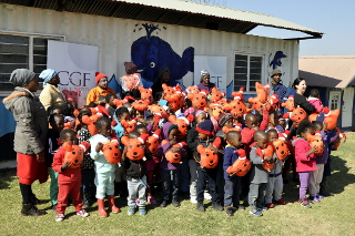 Philile Early Childhood Development Centre, Diepsloot