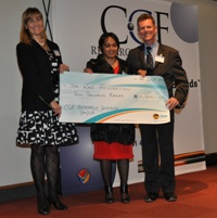 CGF's Governance Beyond Boards® Interventions - Winners & MAD Donation (26 Jul '10)